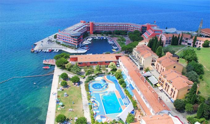 Hotel Portoroz Słowenia