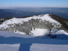 Snežnik - panorama
