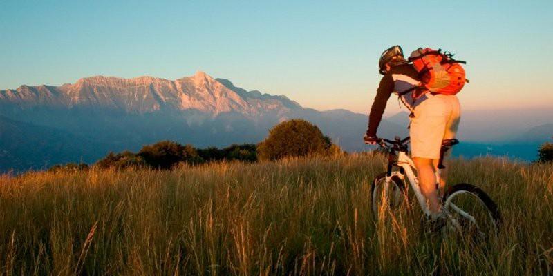 Rowerem po Słowenii - Bovec