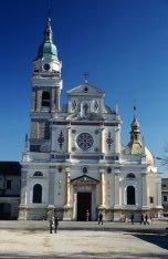 Brezje - zabytkowy kościół