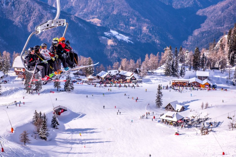 Ośrodek narciarski Krvavec