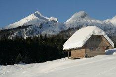 Viševnik - Alpy Julijskie