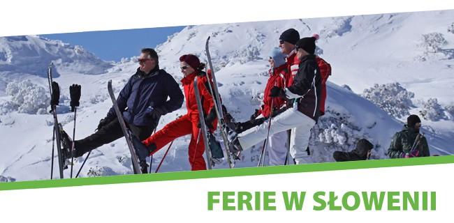 Ferie w słoweńskich Alpach