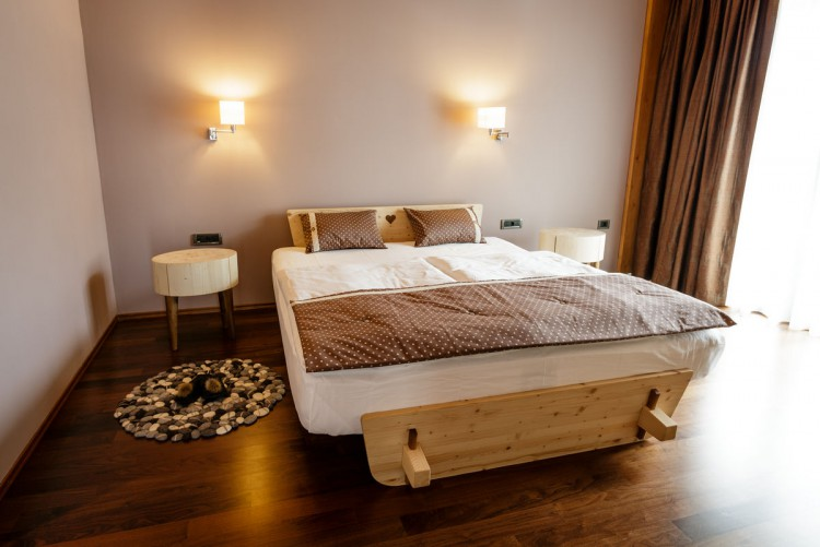 Bohinj ECO Hotel Słowenia - pokój
