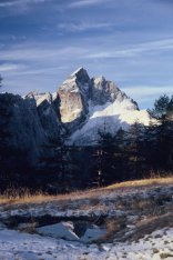 Jalovec - Alpy Julijskie