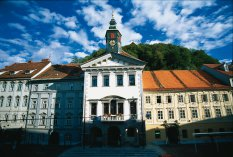 Ratusz w Lublanie