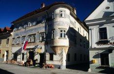 Radovljica - stare miasto