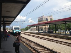 Połączenia kolejowe w Słowenii